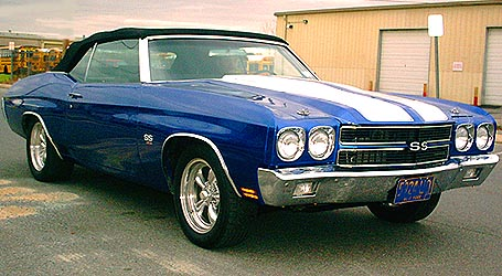 1970 Chevy Chevelle Malibu s/s Pro Street/Strip Overdrive 4STB (AOD) (all GM engines)