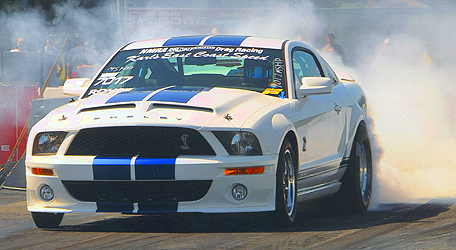 2007 Ford Shelby Mustang Pro Street/Strip 4STB-E (4R70W/AODE) - w/EOD & L/U (Ford MOD mtr)