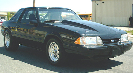 1988 Ford Mustang Pro Competition AO3 (AOD) - Stage 1 (small block)