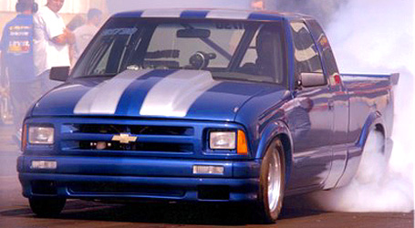 1994 Chevy S-10 Pickup Pro Max Ultra Glide w/TB  . .  Stage- 4